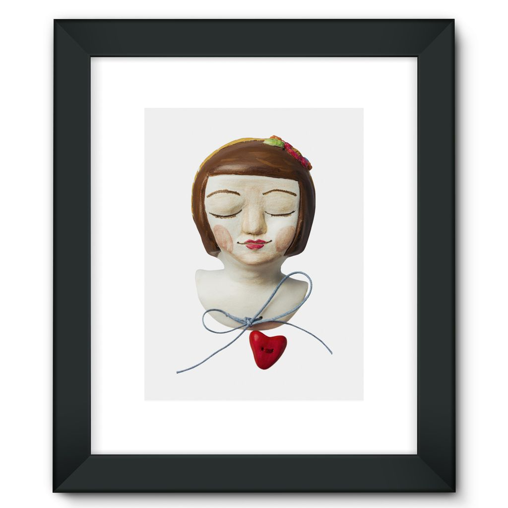 Ricardina - Framed Fine Art Print [3 sizes]