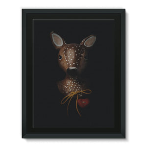 Benny Van Snobbe - Framed Canvas [5 sizes]