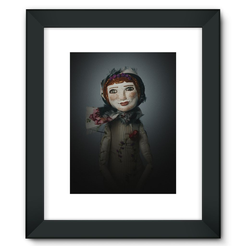 Petra - Framed Fine Art Print [3 sizes]
