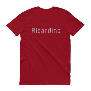 Ricardina [Men's] Short Sleeve T-Shirt