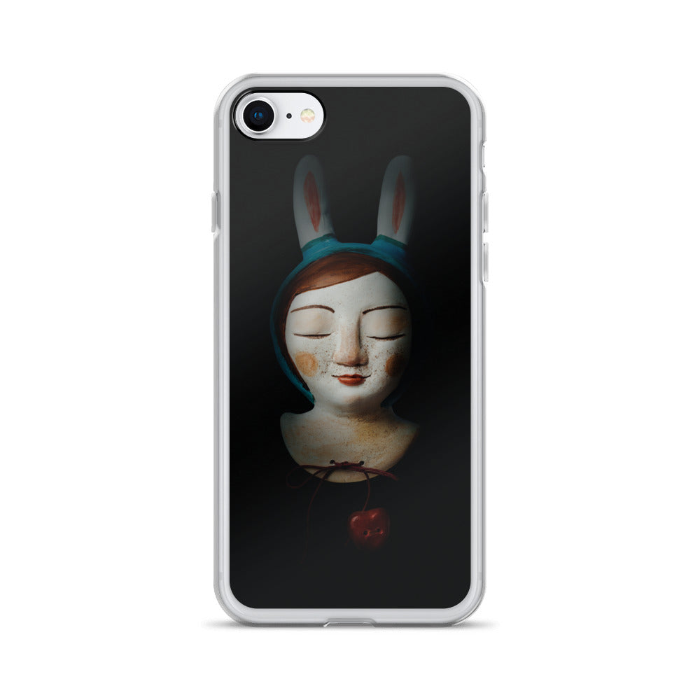 Bunny Girl - iPhone Case [X, 8, 8 Plus, 7, 7 Plus, 6s, 6s Plus, 6, 6 Plus]