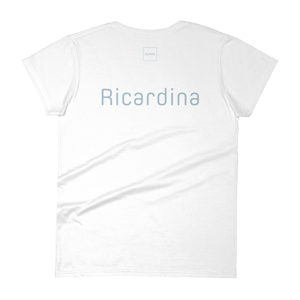 Ricardina [Women's] Short Sleeve T-Shirt