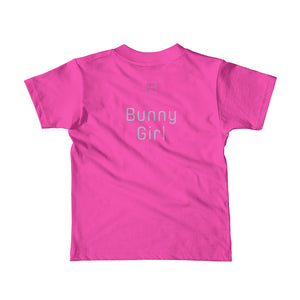 Bunny Girl [kid's] Short Sleeve T-Shirt