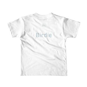 Birdie [Kid's] Short Sleeve T-Shirt