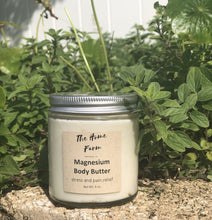 Load image into Gallery viewer, Organic Magnesium Body Butter