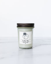 Load image into Gallery viewer, White Rose Scent Coconut Wax Candle