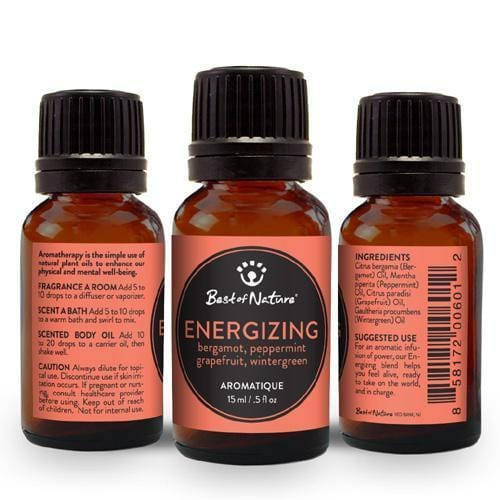 Energizing Aromatique