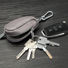 Load image into Gallery viewer, Leather Car Key Wallet