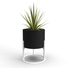 Load image into Gallery viewer, Zig-Swag Planter