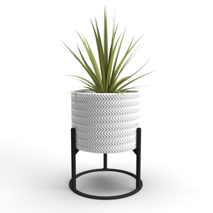 Zig-Swag Planter