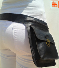 Load image into Gallery viewer, Fanny Pack, Utility Pouch, Hip Pouch, Money Belt, Bum Bag.