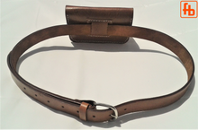 Load image into Gallery viewer, Fanny Pack, Detachable Double Pocket Pouch, Burning Man, Utility Belt, Bike Pouch