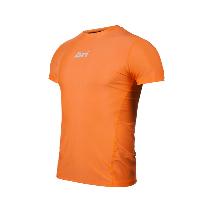 Ari Muscle Shield Short Sleeve Top