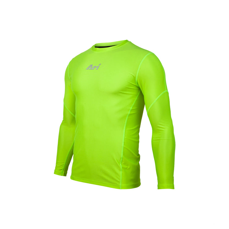 Ari Muscle Shield Long Sleeve Top