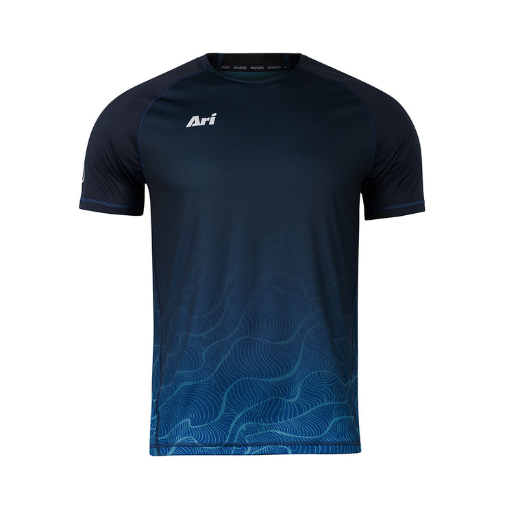 Ari X Drydye Men's Running Tee