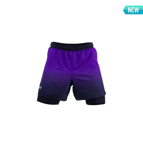 Ari Twilight Men's Running Shorts