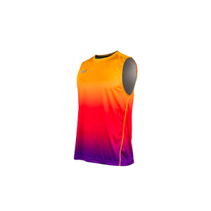 Ari Twilight Men's Running Tank