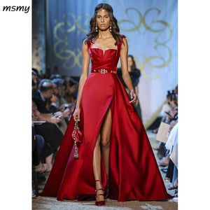 Women's  Red  Formal  Gowns