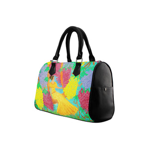 Women's Boston Handbag
