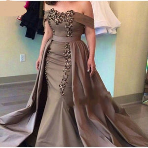 Women's Formal  Mermaid Evening Dress