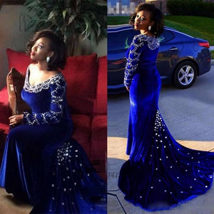 Formal Royal 2PC Royal Blue