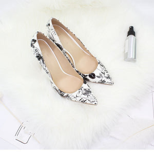 Woman High Heels Pumps Stiletto