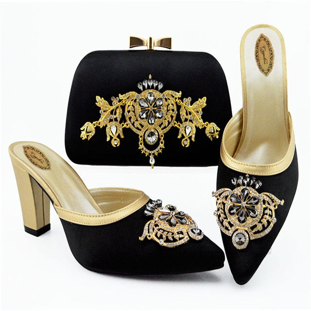 Women's Italian  Shoes & Bag