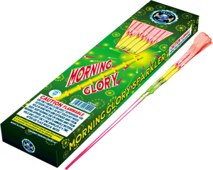 Morning Glory Sparklers 144 Pack