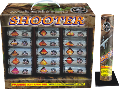 Shooter Artillery Shells
