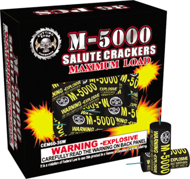 M-5000 Salute Crackers