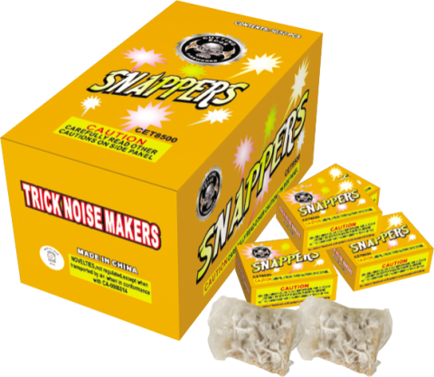 Snappers Large Box 50 boxes of 50