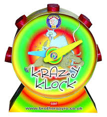 Krazy Klock Fountains