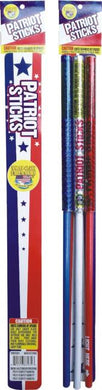 Patriot Sticks Sparklers