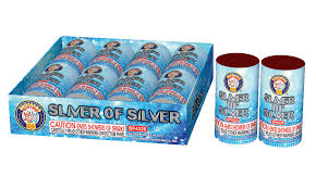 Sliver of Silver Fountain 8 Pack