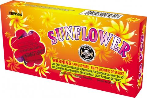 Medium Sunflowers 12 Pack