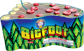 Bigfoot Fountain