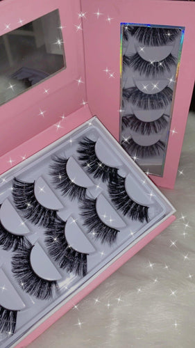 K & Co. Mini Lash Book