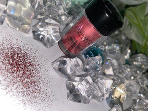 Glitter Dust - Ruby Red
