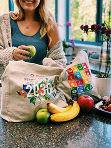 "Banksia Foundation ""Working Towards 2030"" Tote Bag"