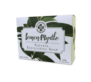 LEMON MYRTLE EXFOLIATING SOAP