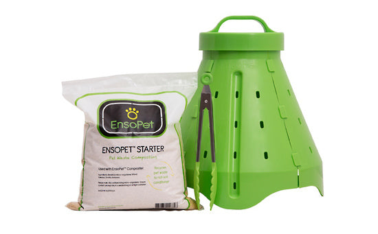 Eco Bokashi EnsoPet - Pet Waste Composting