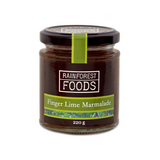 RAINFOREST FOODS - FINGER LIME MARMALADE 220G
