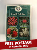 Seeds from Tasmania - Waratah Collection