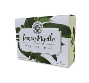 LEMON MYRTLE SOAP 100g
