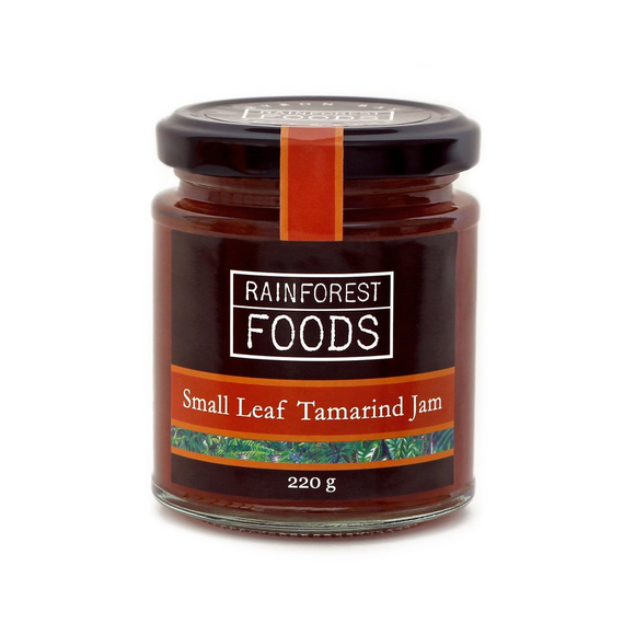 RAINFOREST FOODS - SMALL LEAF TAMARIND JAM 220G