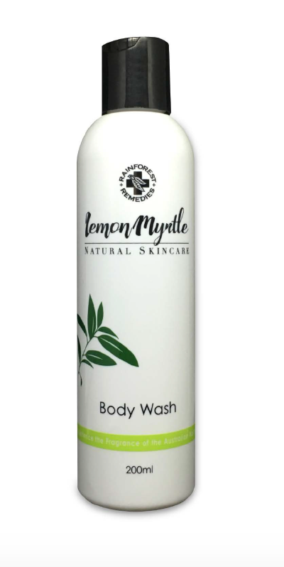 LEMON MYRTLE BODY WASH 200ml