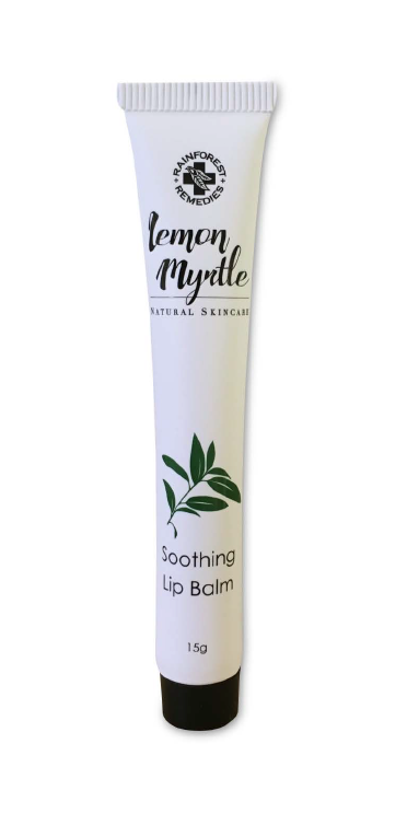 LEMON MYRTLE LIP BALM 15g