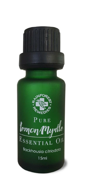 LEMON MYRTLE PURE ESSENTIAL OIL 15ml