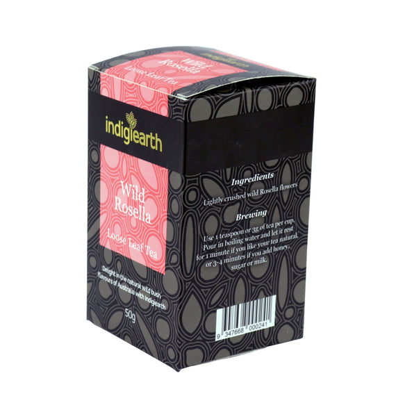 Wild Rosella Loose Leaf Tea (50g)
