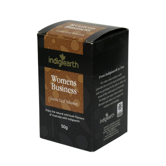 Womens Business Loose Leaf Tea (50g)